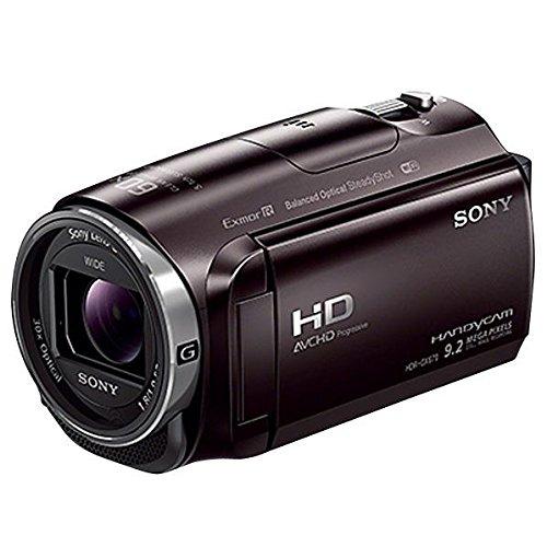 HDR-CX670と675の違いは0.5mmのサイズだけで中身は全く同じ