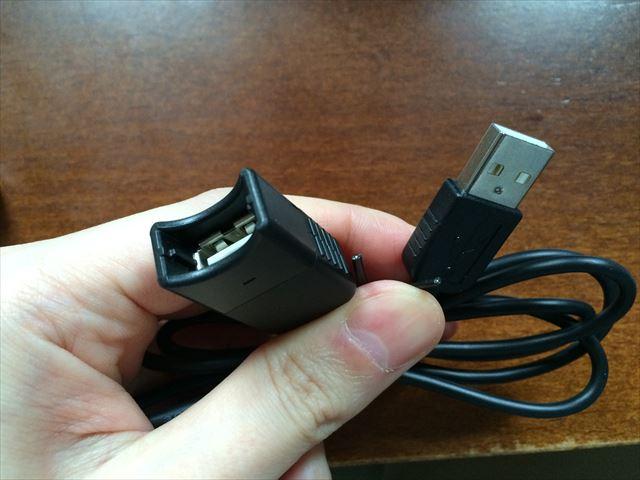 付属USB延長ケーブル