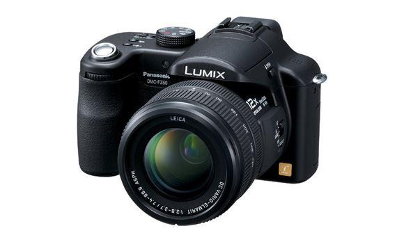 ネオ一眼レフカメラ・DMC-FZ50