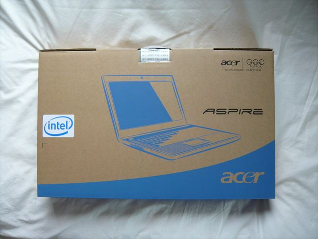 acer-ASPIRE-5742の箱