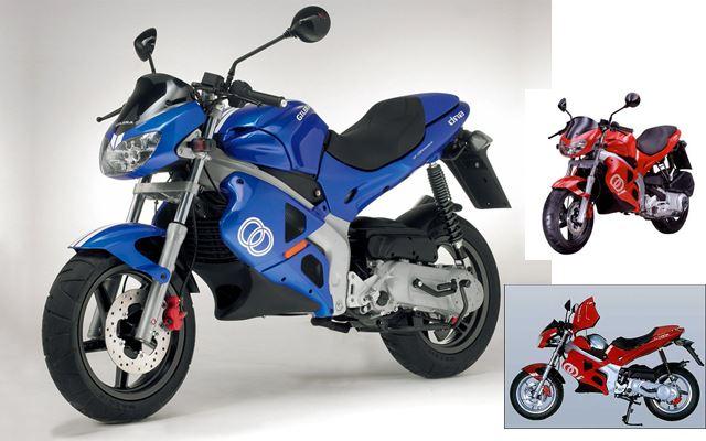 ジレアDNAスポーツATバイク