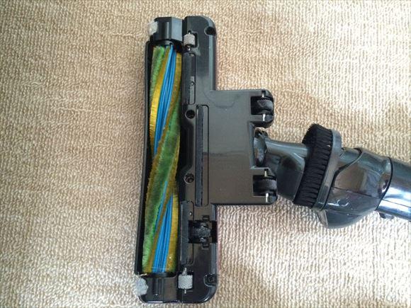 電動ブラシをOFFにしたら重くて使えない。
