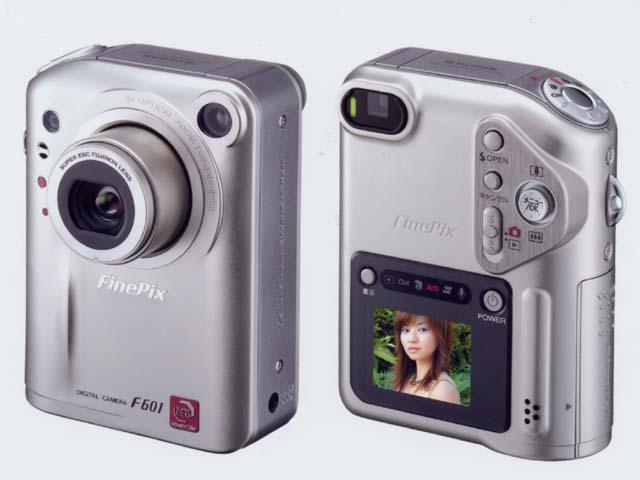 FinePix F601