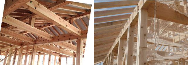 木造は気密性が低い