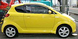 スバルR1 スーパーチャージャー
