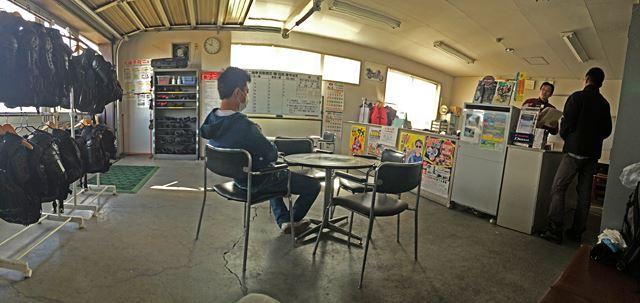 二輪教習部屋