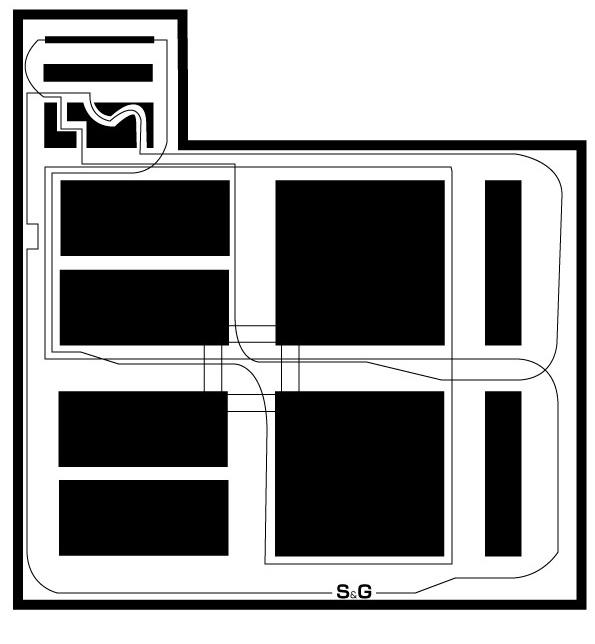 中央バス自動車学校の第2コース