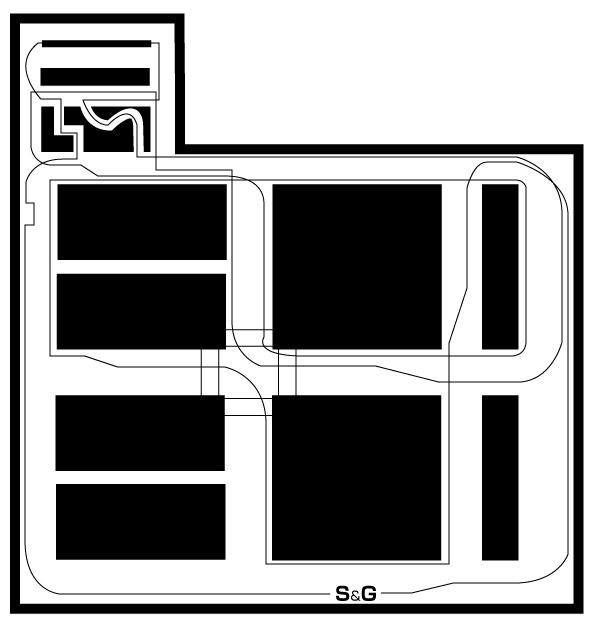 中央バス自動車学校の第3コース