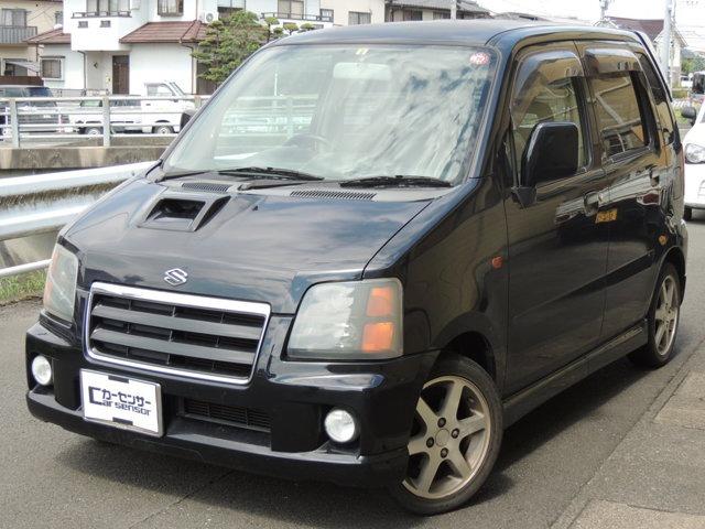 2代目ワゴンR・RR