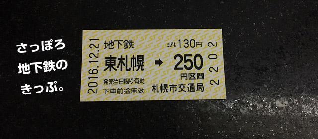 札幌地下鉄東西線東札幌駅
