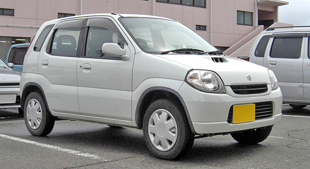 軽自動車 kei(ケイ)
