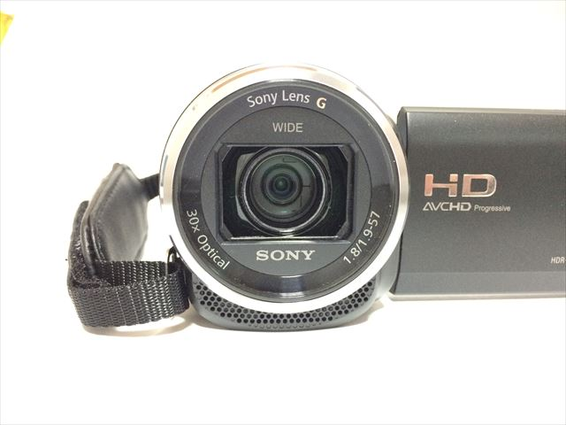 HDR-CX675は良いビデオカメラ