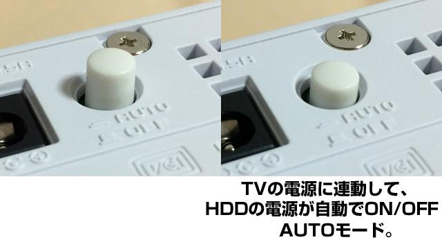 自動電源AUTOモード