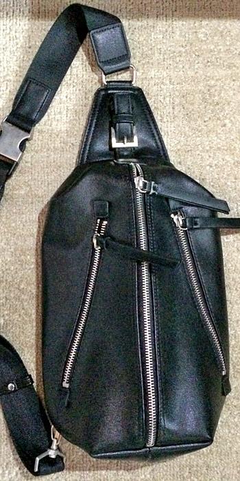 以前タカキューで購入したバッグ