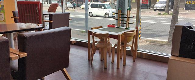 子供用テーブル