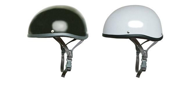ハーフヘルメット半帽