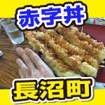 行ってきた。赤字丼。すでに北海道名物。こじるり&ますだおかだ来店。