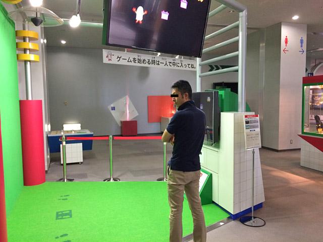 体験型ビデオゲーム