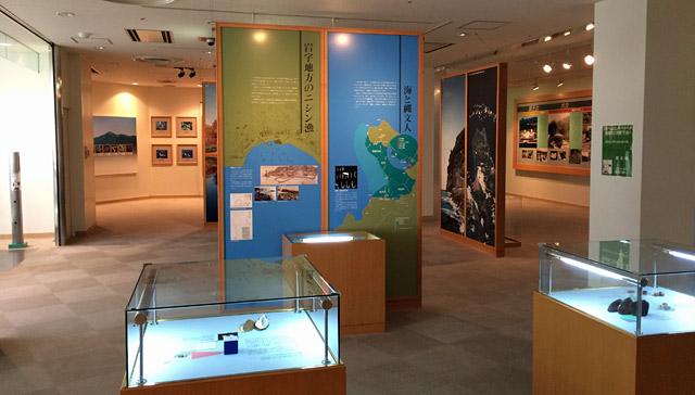 2Fは縄文時代の博物館