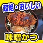 札幌で味噌かつ。チェーンだけど美味しいかつてん北14条光星店。