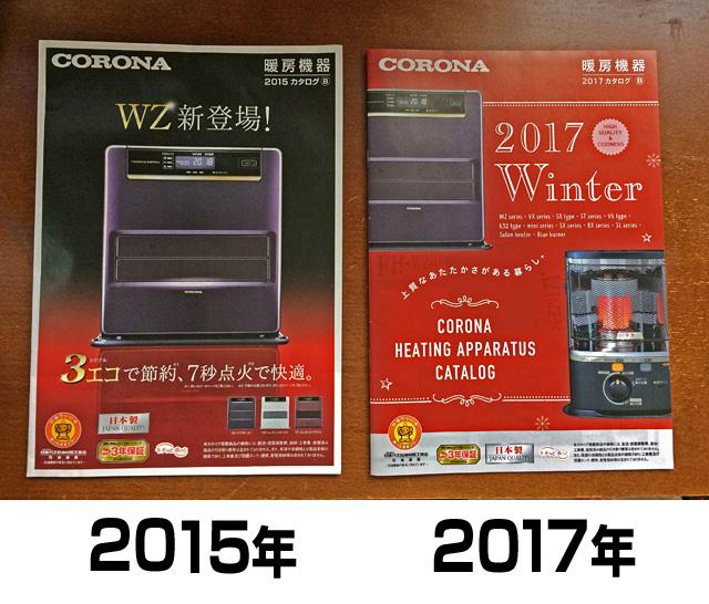 2015年と2017年を比較してみる
