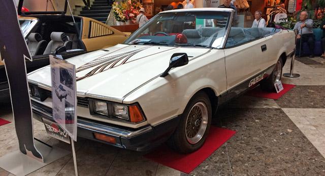 裕次郎の愛車、ガゼールオープンカー