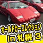 行ってきた。Oldcar Collection in サッポロ・オールドカー・コレクションin札幌_2017