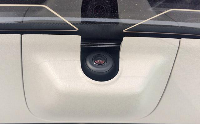 バックミラー用のカメラ