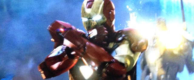 アイアンマン2の必殺技