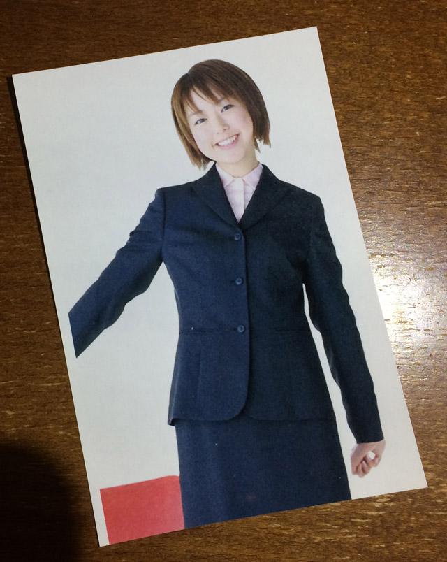 nonnoモデル・山本純子