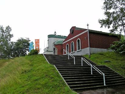 夕張市の夕張メロン城博物館