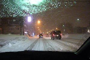 ソニカのレーダーは雨雪霧に弱い