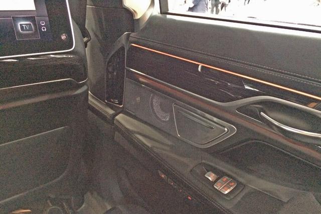 M760Li xDrive-イギリスのBowers & Wilkins製オーディオスピーカー