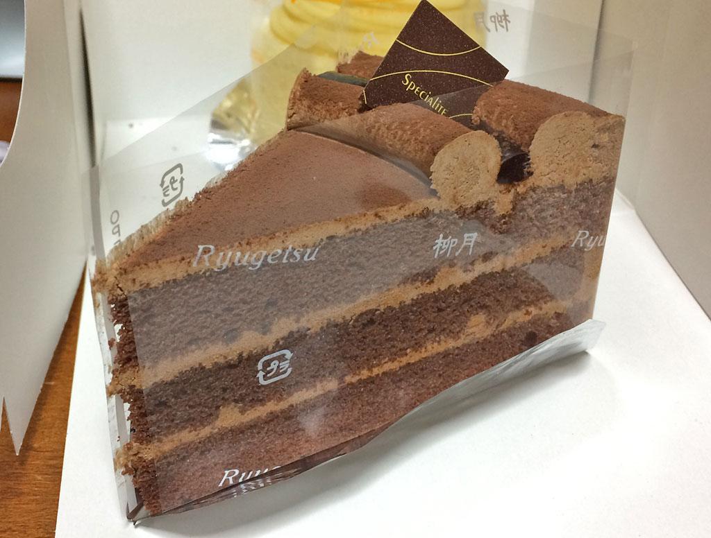 チョコケーキ240円