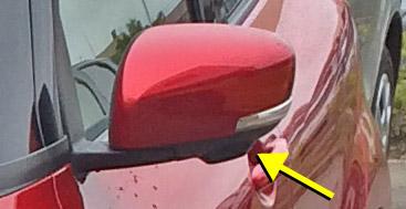全方位カメラ装着車の特徴