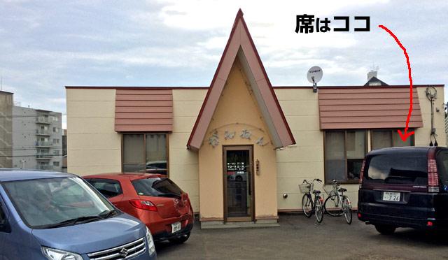 新札幌のステーキハウスがんねん