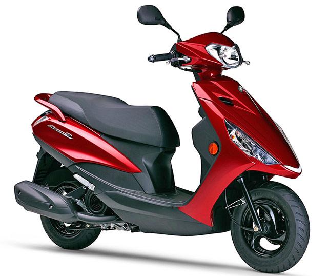 ヤマハの小型125cc_空冷エンジン・新型アクシスZ