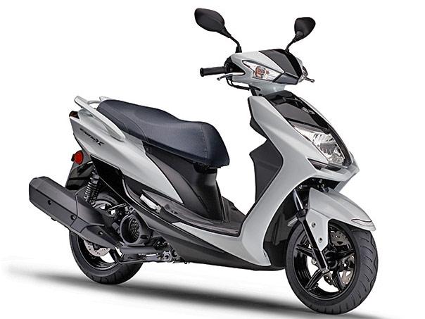 ヤマハの小型125cc_空冷エンジン・新型シグナスX-SR