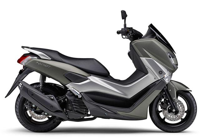 ヤマハ新型N-MAX125cc