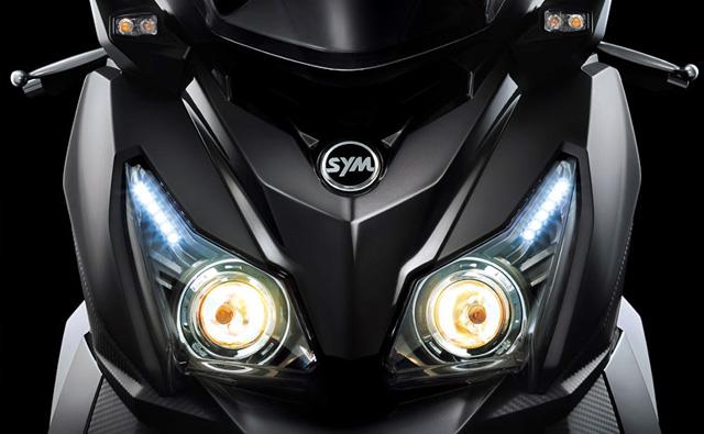 sym_Cruisym_LEDヘッドライト