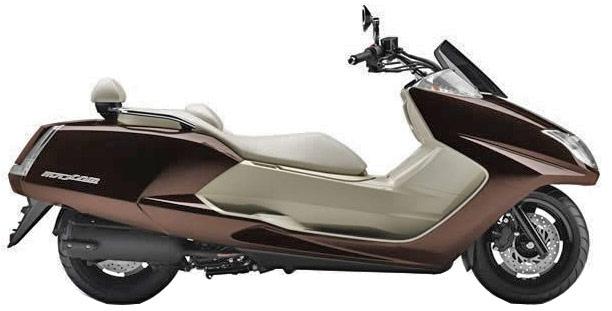ヤマハのビッグスクーターマグザム250cc
