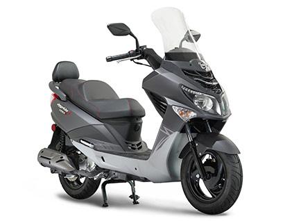 台湾SYM・ビッグスクーター新型RV125i