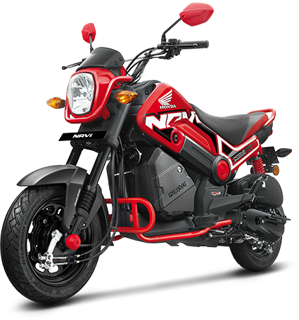 インドホンダ・naviナビ110cc