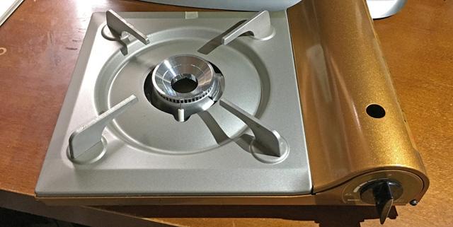 停電・ガス停止にガスコンロでお湯を沸かす