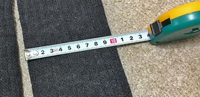 横幅10cm