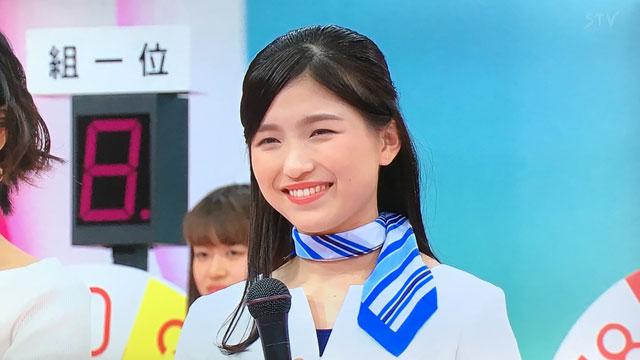 北海道STV宝くじキャンペーンガール