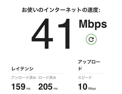 41Mbps