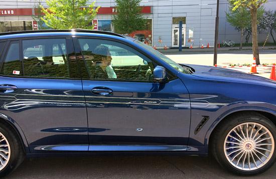 BMWアルピナXD3