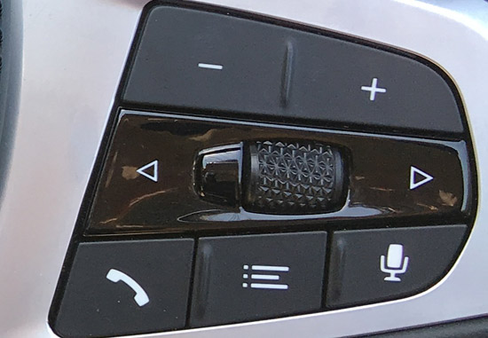 ワイヤレス通話ボタン
