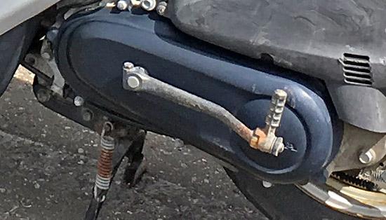 キックでもエンジンが掛かりません。